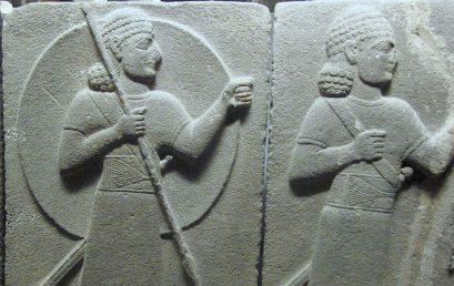 3.3. Spomenici iz Karkemiša